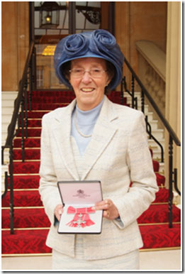 Judy Waterlow MBE